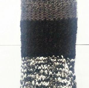 Infinity Scarf/Wrap Knit Wide Chunky